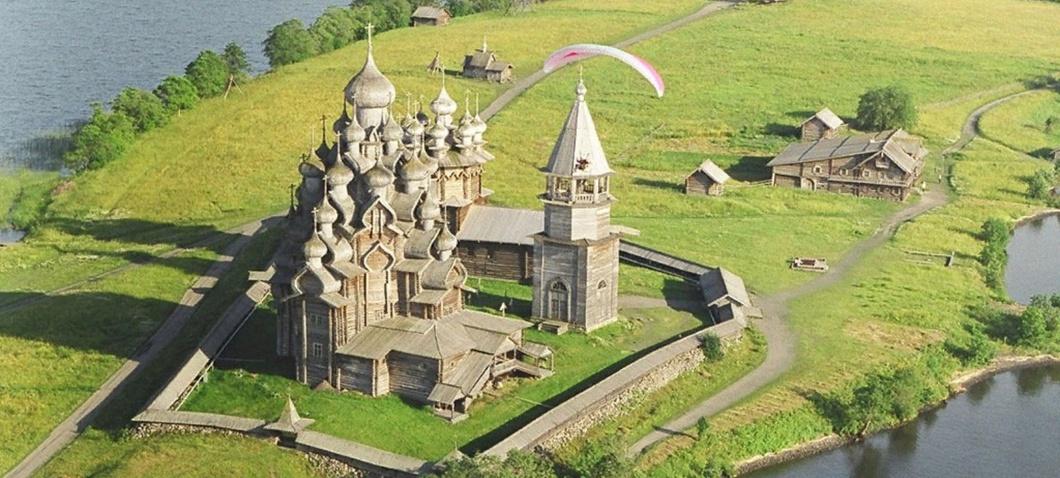 Музей-заповедник Кижи в Республике Карелия| Культура Карелии