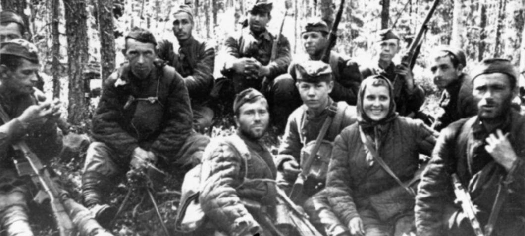 Партизанское движение в Карелии во времена ВОВ