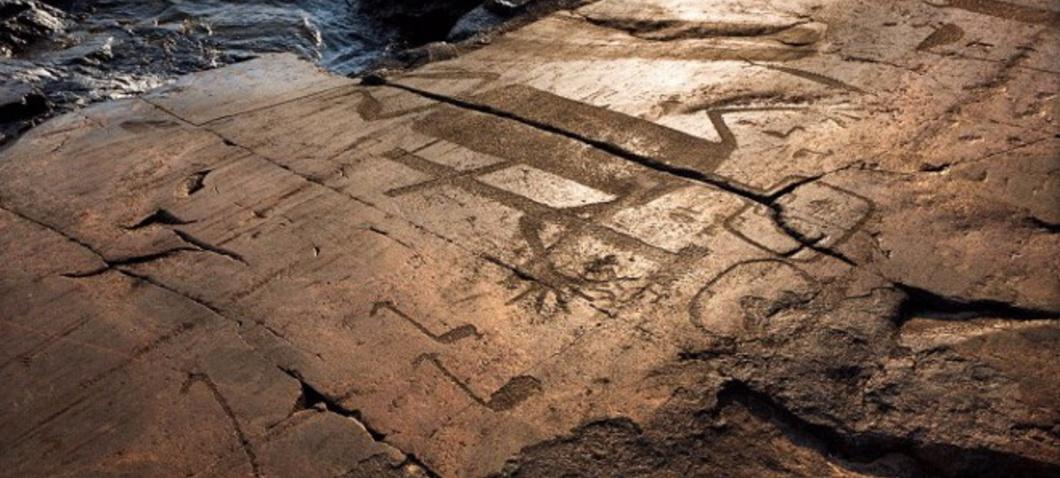 Карельские петроглифы, история открытия петроглифов Беломорья